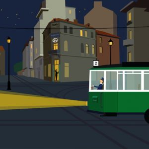 Двата трамвая от Осип Манделщам