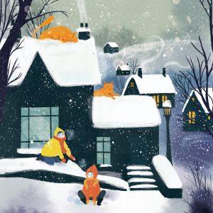Коледата на едно дете в Уелс от Дилън Томас